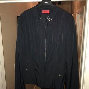 Sexy Ladies Navy Blue Hugo Boss Jacket!